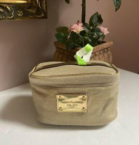 Michael Kors Train Case Soft Carryall Bag Cosmetic PROMOTIONAL ITEM M6