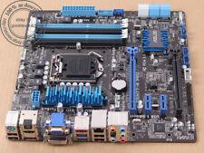 Original ASUS P8H77-M PRO, LGA 1155/Sockel H2, Intel H77 Motherboard DDR3