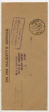 Egypt   British Military envelope paymaster                 APL0405