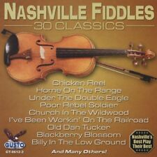 Nashville Fiddles - 30 Classics [New CD]