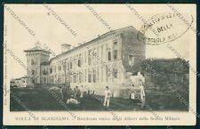 Reggio Emilia Scandiano Militari cartolina EE7413