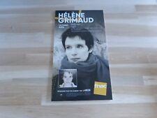 HELENE GRIMAUD - Memory !!! PLV / DISPLAY 14 X 25 CM