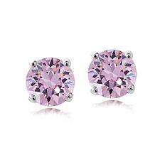 Swarovski Elements Alexandrite June Birthstone Stud Earrings