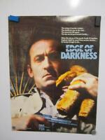 EDGE OF DARKNESS BBC Bob Peck Original Vintage TV Series Poster