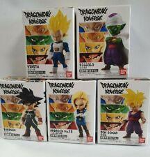 Bandai Dragon Ball  ADVERGE Full Set of 5 Figures NEW / SEALED
