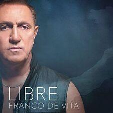 De Vita, Franco - Libre CD  NEW
