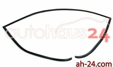 BMW 51317027916 E60 5-SERIES GENUINE REAR WINDSHIELD UPPER MOULDING SEAL NEW