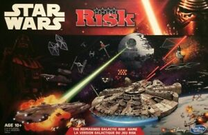 RISK Star Wars Edition Regular Version (2014) Parts & Pieces only - You Choose