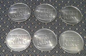 (1x) 1983 Burger King Breakfast Coin
