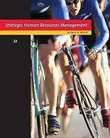 Strategic Human Resource Management by Jeffrey A. Mello (2010, Hardcover)