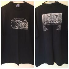 1995 VTG Pearl Jam Concert Tour Shirt XL Nirvana Soundgarden U2 Radiohead Tool