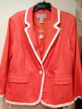 Women's Business Office Dinner Church Cruise party wash Blazer Jacket plus 20W2X