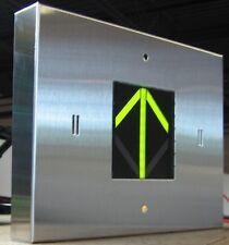 "SA130-VZXX - 3.0"" LED ARROW , Bi-Color Lantern Replace E-motive ,buyelevators"