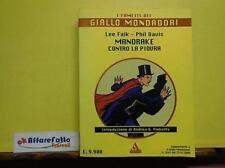 L 3.319 LIBRO FUMETTO MANDRAKE CONTRO LA PIOVRA DI LEE FALK E P DAVIS 2000