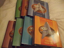 Star Trek TNG The Episode Collection. All 7 Sets. ETC.