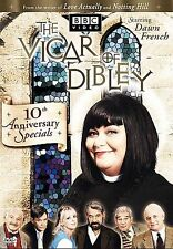 The Vicar of Dibley: 10th Anniversary Specials (DVD, 2005, 10th Anniversary Spec