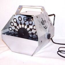 DELUXE 16 WAND BUBBLE MACHINE auto bubbles maker blower electric wand blowing