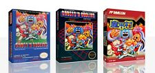 Ghosts 'N Goblins NES Replacement Spare Game Case Box + Cover Art Work (No Game)