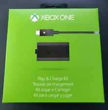 Microsoft Official Xbox One Play and Charge Kit