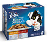 Felix As Good As It Looks Multipack Pouch Doubly Delicious Meat Variety Pack