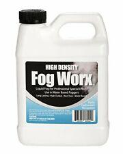 FogWorx Extreme High Density Fog Juice - Long Lasting High Output Odorless Wa.