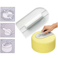 Cake Decorating Icing Smoother Paddle Fondant Pastry Polisher Finisher Mold Tool