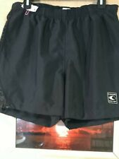 "Canari Rock & Dirt men's black padded attached padded liner size M x 4""  USA mad"