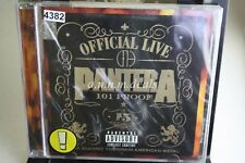 Pantera - Official Live, 1997 ,Music CD (NEW)