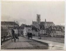 Nevers Francia Foto prise pendant Prima Guerre mondiale WW1