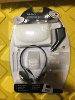 Nintendo DS Lite Starter Kit 12 Item New