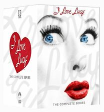"I LOVE LUCY COMPLETE SERIES COLLECTION 1-9 DVD BOX SET 34 DISCS ""NEW&SEALED"""