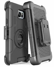Samsung Galaxy Note 5 Case Heavy Duty Shockproof Rugged Holster Protective Cover