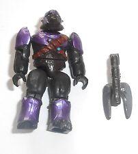 Halo Mega Bloks cifras Convenant bruta (púrpura) & Spikor - (H003)