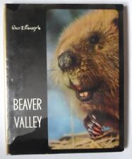 WALT DISNEY BEAVER VALLEY A TRUE LIFE ADVENTURE GEORGES BLOND HB BOOK NO DATE