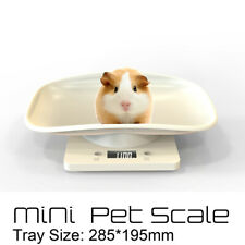 Pet Weighting Scale, Digital /Infant Scales, LCD Display 10kg/22 lb Capacity