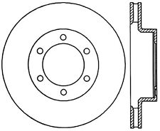 Disc Brake Rotor-4WD Front Left Stoptech 126.44129CSL