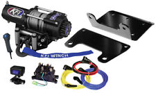 KFI A3000 Winch & Mount Kit - Arctic Cat Alterra 400 450 500, 400/450 Core