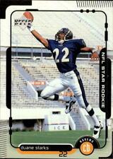 1998 Upper Deck FB Card #s 1-252 +Rookies (A6108) - You Pick - 10+ FREE SHIP