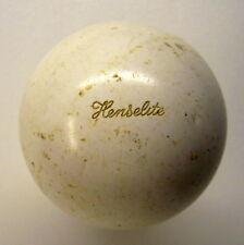 Henselite or Thomas Taylor Jack for lawn bowls...