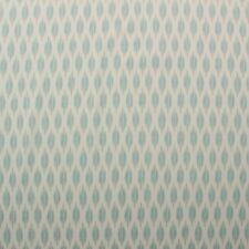 "BRAEMORE SPICE MARKET AQUAMARINE BLUE IKAT 100% COTTON TWILL FABRIC BY YARD 54""W"