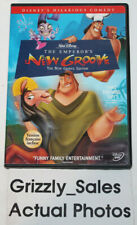 USED The Emperor's New Groove DVD -Canadian Seller-