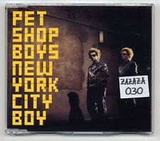 Pet Shop Boys Maxi-CD New York City Boy - 7243 8 87723 0 3