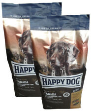 2x12,5kg Happy Dog  CANADA Supreme Sensible Hundefutter