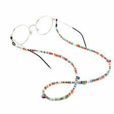 Fashion Womens Beaded Eyeglass Chains Sunglasses Reading Glasses Eyewears Chain