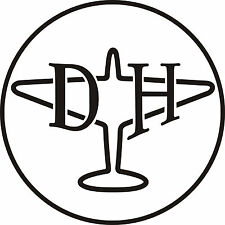 DE Havilland Beaver Aircraft Logo Decal/Vinyl Sticker!