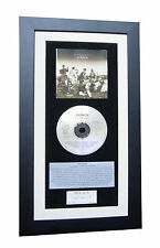 MADNESS Rise & Fall CLASSIC CD GALLERY QUALITY FRAMED+EXPRESS GLOBAL SHIP