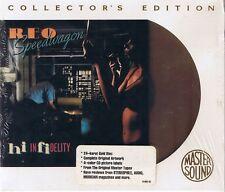 REO Speedwagon Hi Infidelity Mastersound Gold CD SBM Neu OVP Sealed
