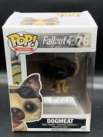 Fallout 4 Funko POP! Games Dogmeat Vinyl Figure #76- Vaulted