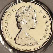 1970 Canada BU 10 Cents