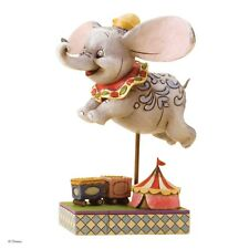 Disney Traditions 4010028 Dumbo Faith in Flight Ornament Resin Figurine Gift